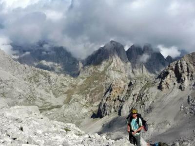 Prokletije – Jezerski vrh