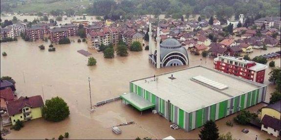 sarajevo poplavljeno
